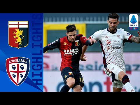 Genoa Cagliari Goals And Highlights