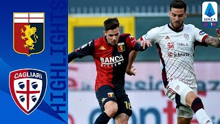 Genoa 1-0 Cagliari | Early Goal from Destro Decides the Match! | Serie A TIM