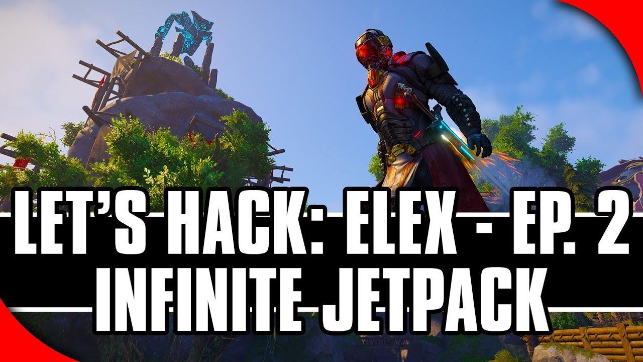 Elex Console Cheats