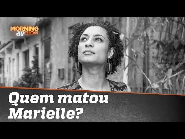 Quem matou Marielle? Polícia prende dois suspeitos