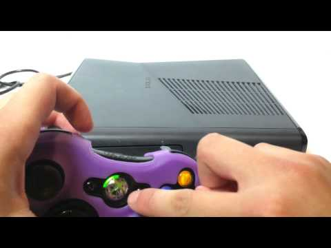 HOW TO CONNECT XBOX 360 CONTROLLER TO CONSOLE!