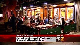 Smoke Bomb Thrown Into West Village Restaurant