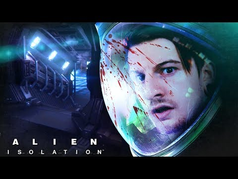 YEAH.. THIS IS A VERY BAD SITUATION!! || Alien Isolation (Part 1)