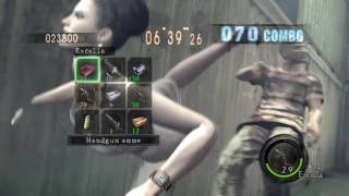 resident evil 5 mercenaries united solo ship deck 1 058k ps4 60 fps excella tricell