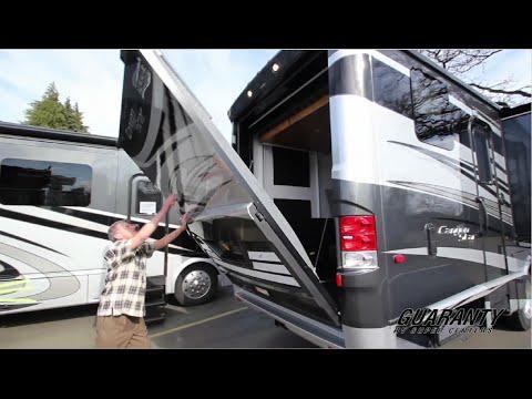 2016 Newmar Canyon Star 3921 Toy Hauler Class A Motorhome • Guaranty.com