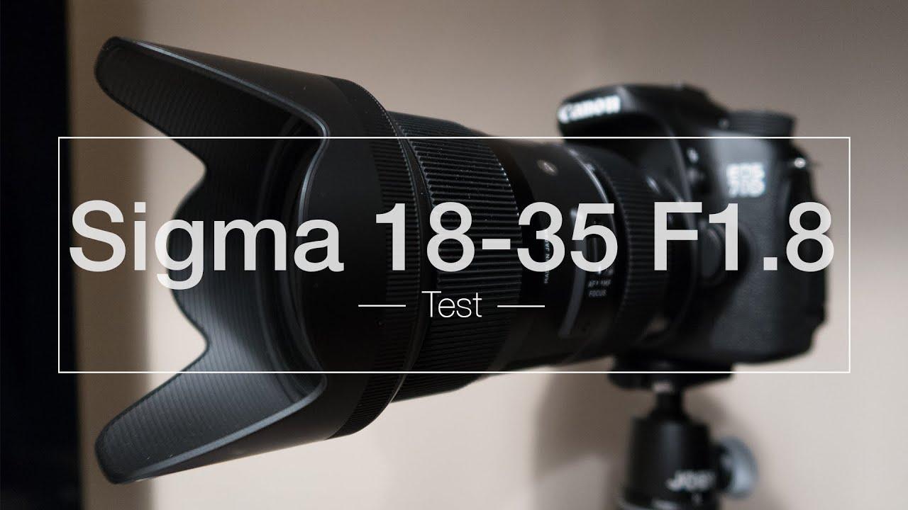 Ungewöhnlich Sigma 18 35 1.8 Auf Full Frame Zeitgenössisch ...