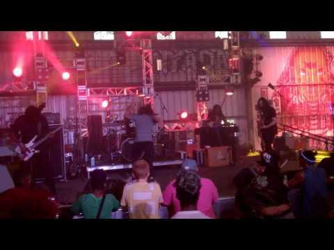 Samurai Shotgun - Riptide (Afropunk Fest 2016, ATL)