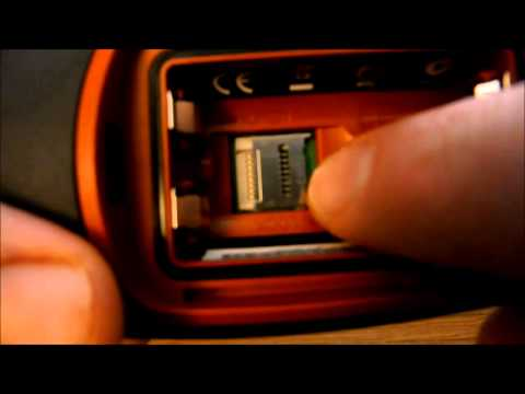 How to Load Topographic Maps into a Garmin 62 GPS from SD Card