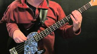 How To Play Bass To Sweet Home Alabama Pt 1   Quickguide #4