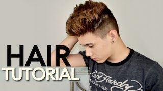 HOW TO TUTORIAL: on my Hair.