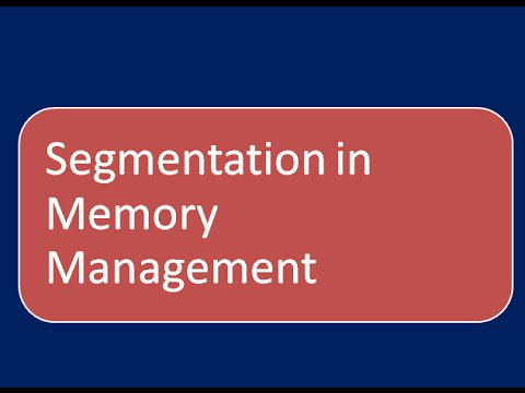 Segmentation and Multi Level Page Tables in Operating System