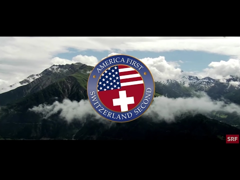 Switzerland welcomes Trump in his own words