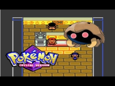 Pokemon Crystal Ruins Of Alph - First Puzzle
