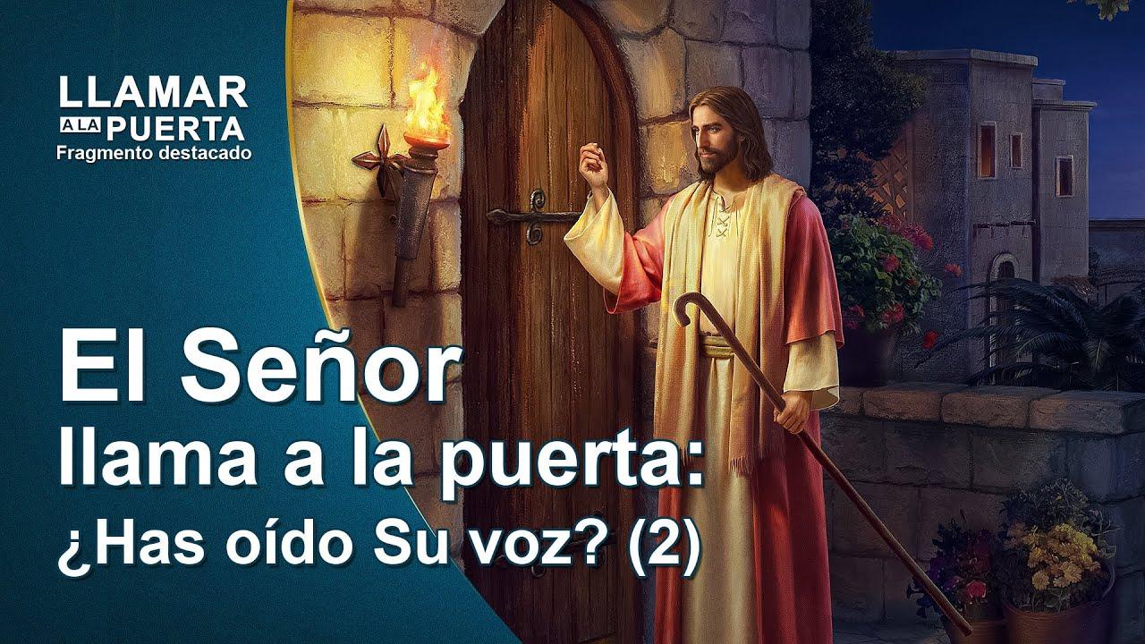 """Fragmento 4 de película evangélico """"Llamar a la puerta"""" - El Señor llama a la puerta: ¿Has oído Su voz? (2)"""