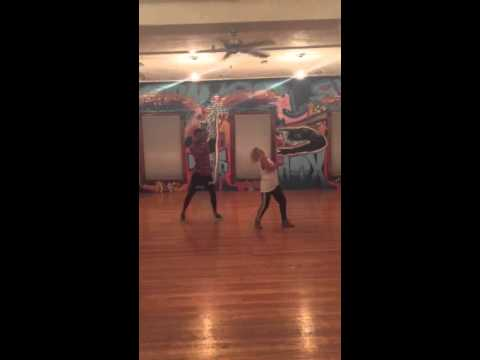 Anaconda ChoreographyMarcus Payne