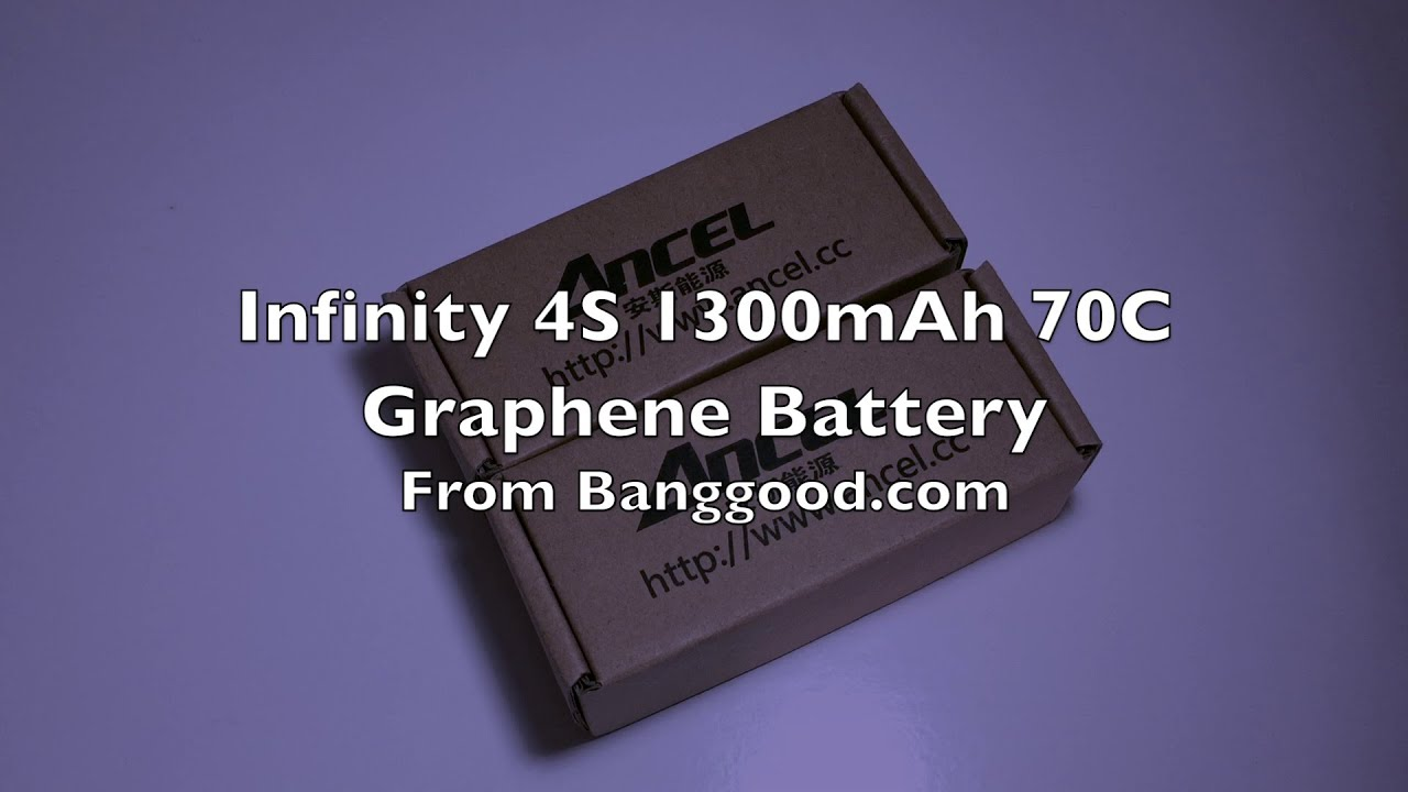 AHTECH Infinity 4S 14 8V 1300mAh 85C Graphene LiPo Battery XT60 SY60  Support 15C Boosting Charger