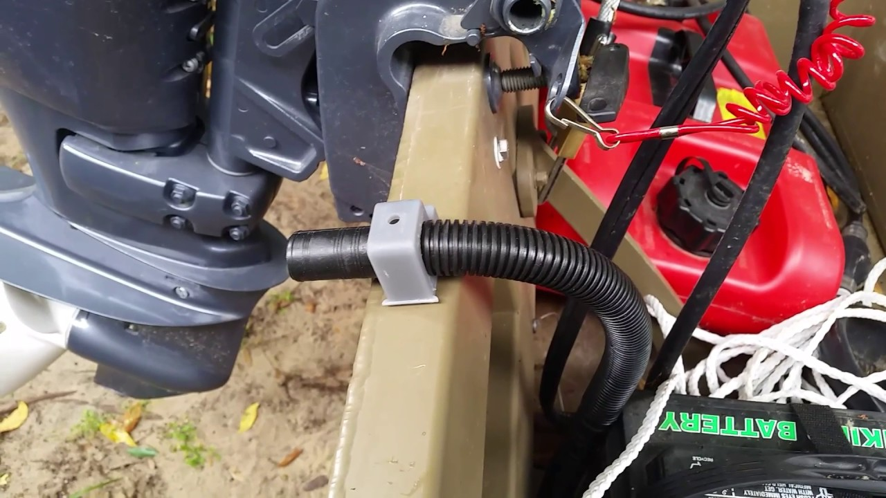 Jon boat wiring for bilge pump and running lights  YouTube