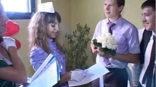 Выкуп невесты в стиле авиакомпании