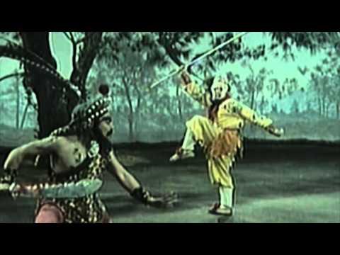 Peking Opera Fight Scene - The Monkey King