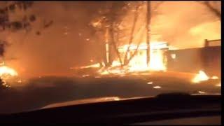 Waldbrände in Kalifornien: Die Zahl der Opfer steigt unaufhaltsam