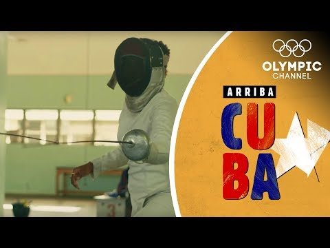 Radio Swords Cuba's DIY fencing equipment | Arriba Cuba