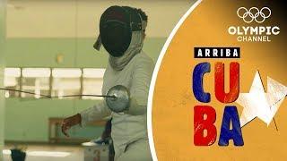 Radio Swords Cuba's DIY fencing equipment | Arriba Cuba