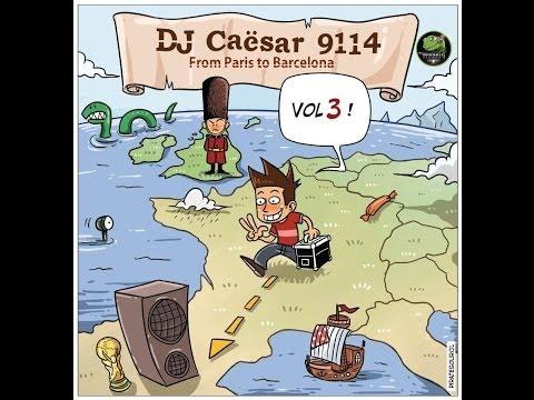 DJ Caësar 9114 - Vol.3 (DJ MEGAMIX)