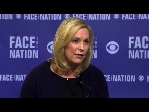 Full Interview: Sen. Kirsten Gillibrand, November 8