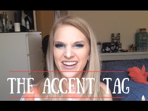 Accent Challenge- Wisconsin Accent!