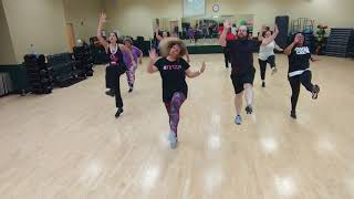 Dance fitness- Shingaling by Tom Swoon