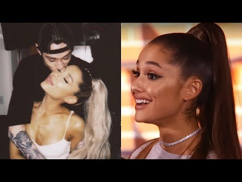 Ariana Grande Reveals DETAILS About Pete Davidson's Proposal & Plans to Change Last Name