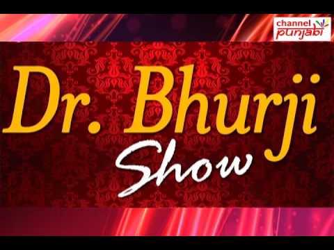 Dr. Bhurji Show | Harpreet Pandher | Channel Punjabi