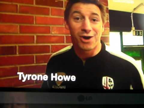 London Irish Sports Nutritionist on TV