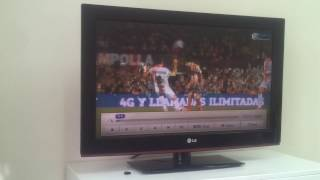 Відео через USB на телевізорі LG 32LD340