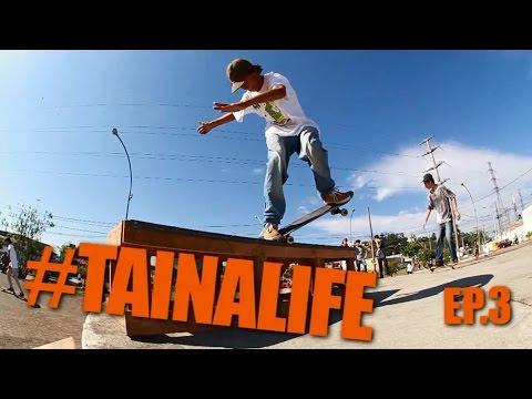 CAMPEONATO TALENTO SKATESHOP - TAINALIFE #3 - SKATE