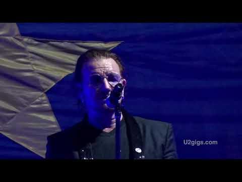 U2 Madrid New Years Day 20180921  U2gigscom
