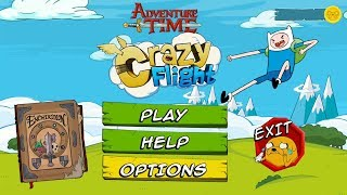 Adventure Time: Crazy Flight Gameplay | Android Arcade Game