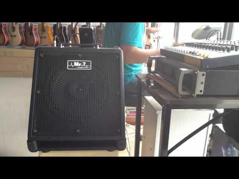 Mr.7 ED 60 electric drum amplifier