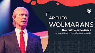 Sunday Morning Service |09 August 2020 | Ap Theo Wolmarans | CFC Church Online