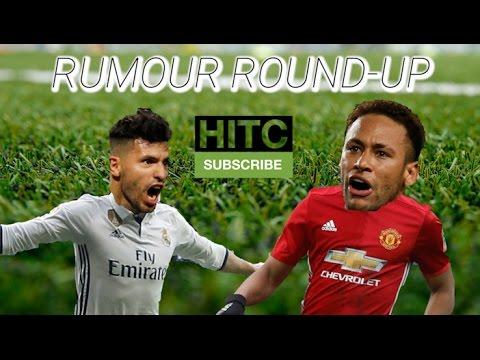 Neymar to Manchester United? Transfer Rumour Round-up
