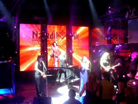 Nadia Ali in Kasho Club - Revelion 2009