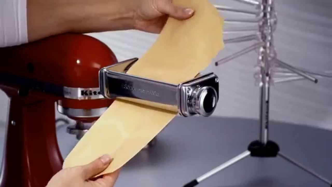 KitchenAid Artisan il robot da cucina per eccellenza - YouTube