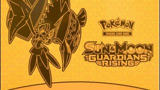 Pokémon Sun and Moon Guardians Rising Elite Trainer Box Opening!!