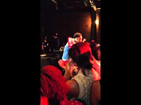 Jacob Latimore Performing Alone (Live)