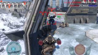 Walking War Robots(WWR)-Pinata(ピナタ)-雪山-iPhone・iPadゲームアプリ