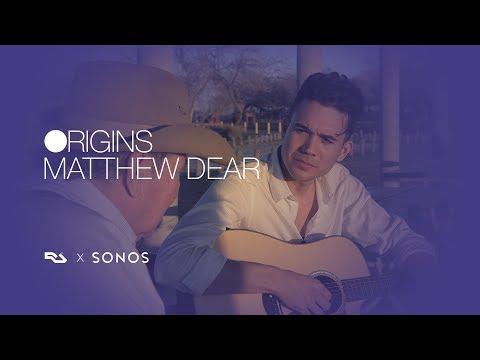 ORIGINS: Matthew Dear  Resident Advisor