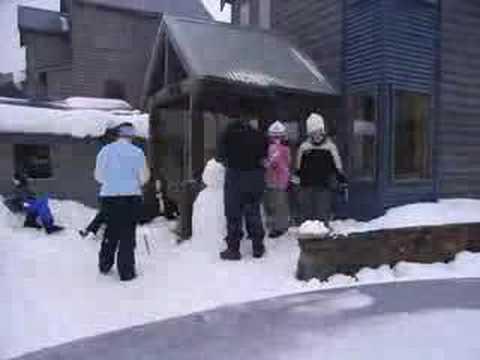 Piz Gloria: Project Snowman