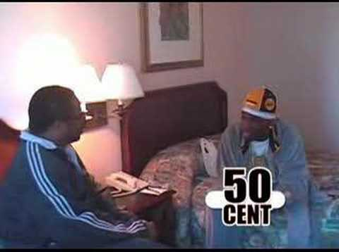 50 CENT AND PAPER CHASE PIMPIN KEN SPIT THE GAME HARD!