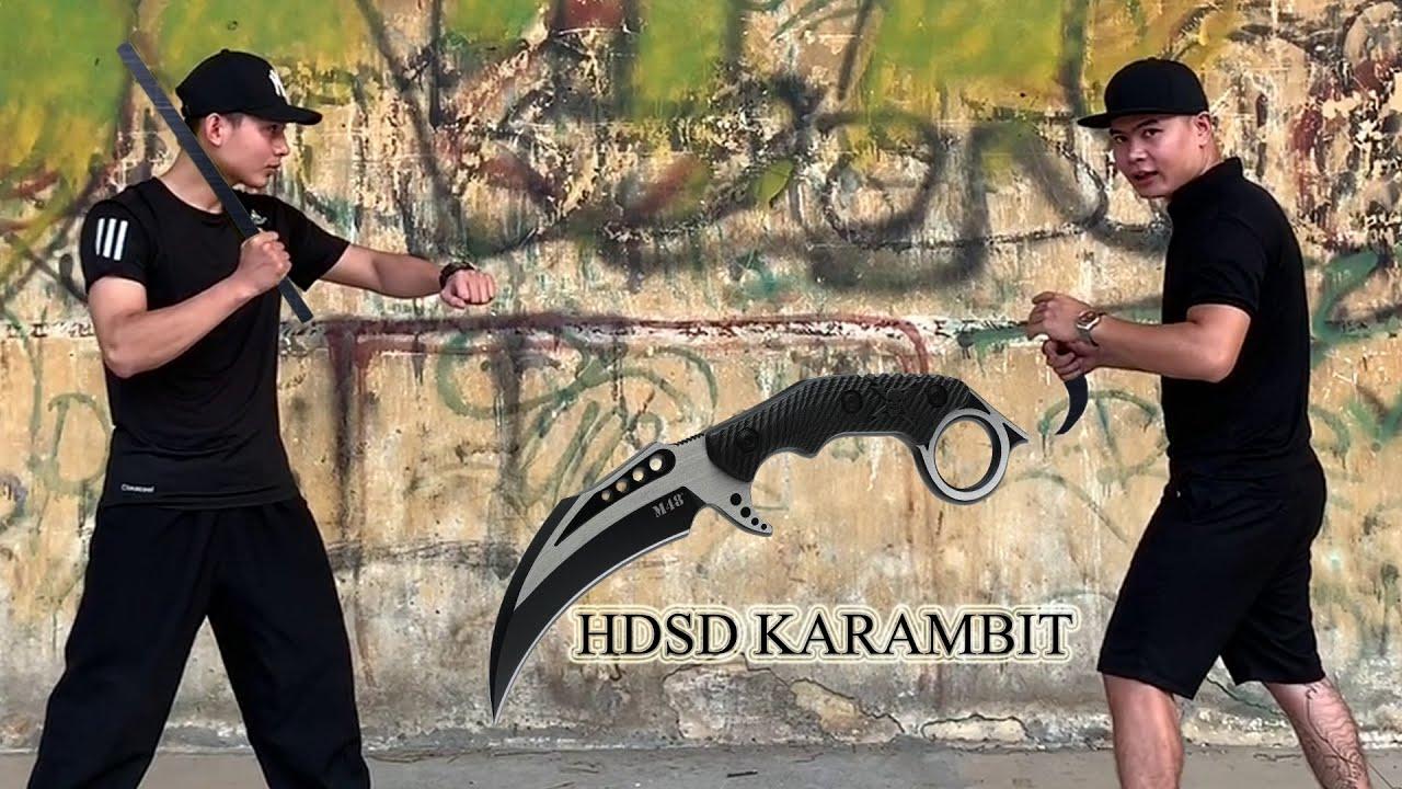 Karambit là gì? Hướng dẫn sử dụng Karambit cơ bản hiệu quả – Mr. Huy Côn