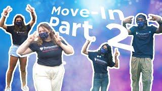 2020 Move-In Day Part 2 | Shenandoah University